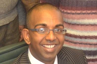 Dr Kevin Fernando: Come Dine With Me challenge