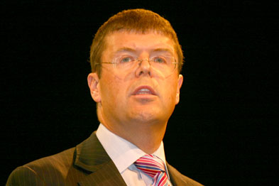 Mr Burstow: new proposals would 'shape the environment' of public health