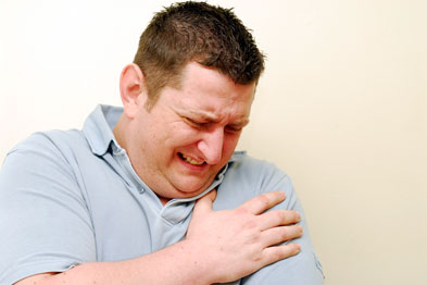 Chest pain: a simple six-point test could help GPs better manage chest pain in primary care