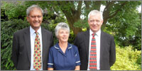 David Colin Thome visits Hindon