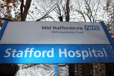 Mid Staffs: report will call for GPs to speak out about poor care (photo: Getty)
