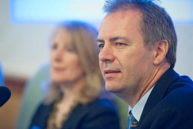 GPC Scotland chair Dr Alan McDevitt