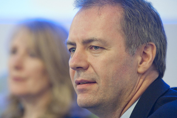 GPC Scotland chair Dr Alan McDevitt (Photo: Douglas Robertson)