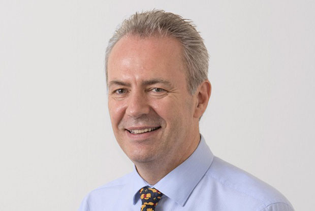 Former Scottish GPC chair Dr Alan McDevitt receives a CBE (Photo: BMA Scotland)