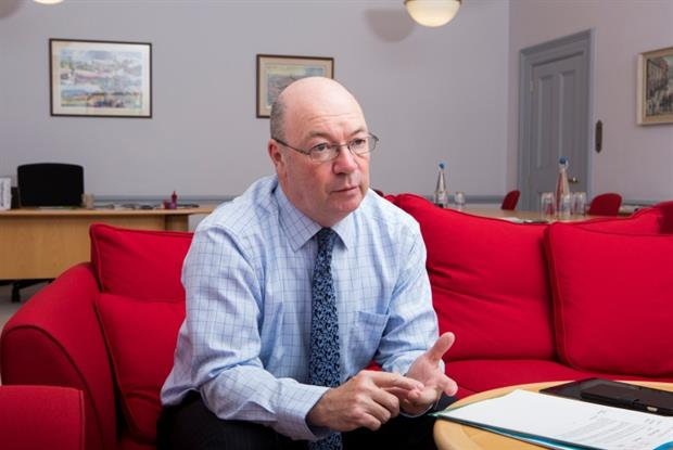 Primary care minister Alistair Burt: evidence government is trying to stop decline in GP pay (Photo: Wilde Fry)
