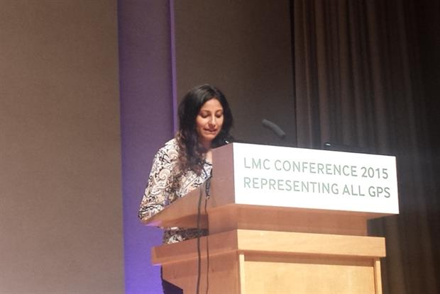 Dr Anu Rao: opposed move to salaried GP service (Photo: Siobhan Chan)