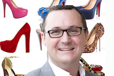 Mark Britnell: Call to don Louboutins for NHS England role.
