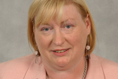 Ms Hart: raising awareness of the main risk factors for stroke