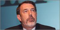 Dr Hamish Meldrum (photograph:MCG)