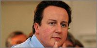 David Cameron   Credit: Haymarket Medical/J H Lancy