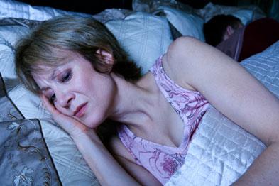 Advise sleep hygiene
