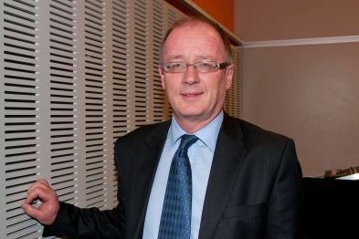 Professor Nigel Sparrow: revalidation lead for RCGP