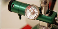 Oxygen tank (photograph: iStockPhoto/njgphoto)