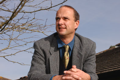 Dr David Jenner: worries about how evidence might be used by PCTs