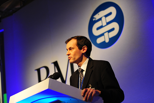 Dr Richard Vautrey: 'It is completely unacceptable for NHS England to fail to ensure their payment agency makes payments correctly and on time'