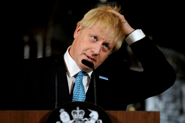 Prime minister Boris Johnson (Photo: WPA Pool/Getty Images)