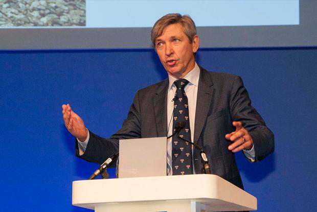 Professor Sir John Burn (Photo: Pete Hill)