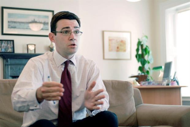 Mr Burnham: 'Labour has pledged 8,000 more GPs by 2020.' Pic: Charlie MacDonald