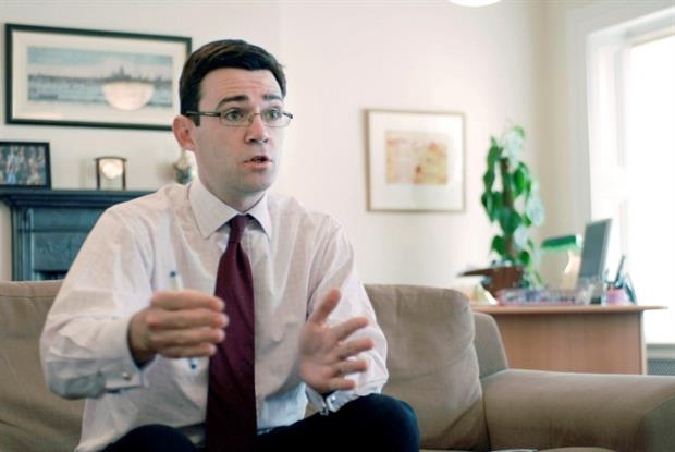 Andy Burnham: questioning GP claims (Photo: Charlie MacDonald)