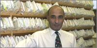 GPC member Dr Prit Buttar