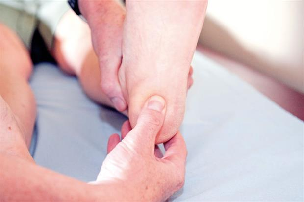 The plantar aspect may be tender (SPL)