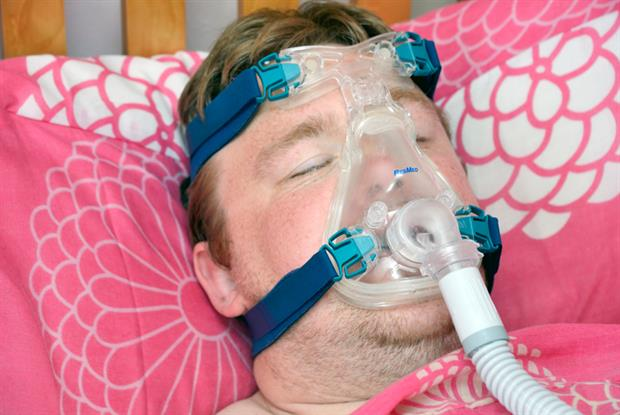 CPAP therapy could also lower BP (Photo: SPL)