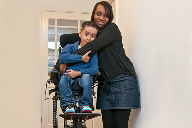 Early recognition and diagnosis can help improve outcomes in children with neuromuscular disease (Photo: Cecilia Magill/Science Photo Library)