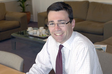 Andy Burnham to miss RCGP conference