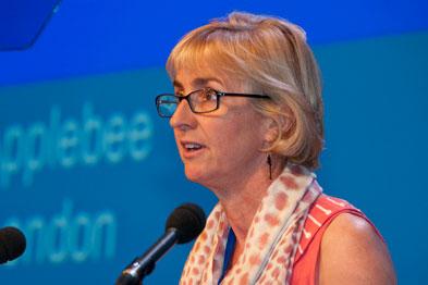 Dr Jacqueline Applebee: faults put patients at risk (photo: Pete Hill)