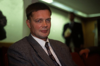 Dr Andrew Wakefield was at the centre of the MMR scare (Photograph: David Solomons)