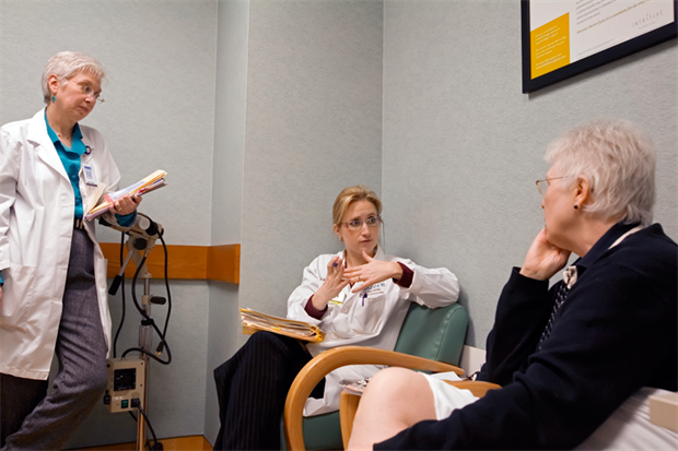 There is a need for more GP practices to engage in research (Photo: SPL)