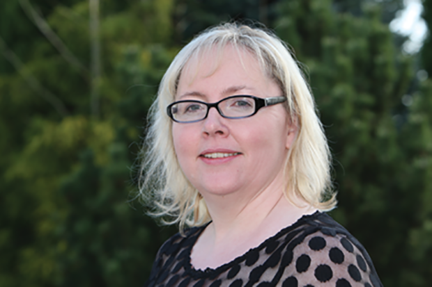 Dr Charlotte Jones: Welsh deal (Photo: Ray Farley)