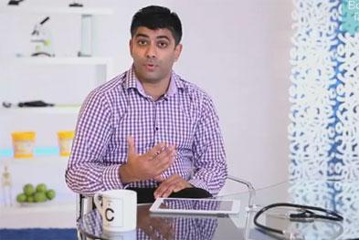 Dr Ricky Gondhia: YouTube sensation