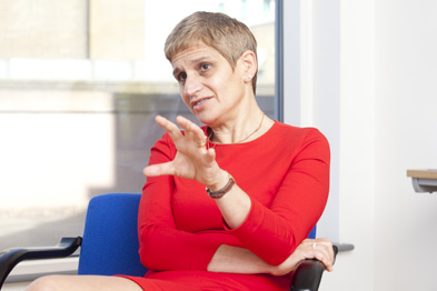 Dr Gerada: 'The commission on generalism is one of the most important pieces of work that the college has ever been involved in' (Photograph: Haymarket Medical/Alex Deverill)