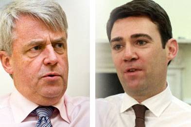 Mr Lansley refused Mr Burnham's offer