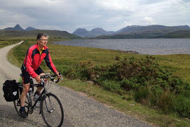 Dr Will Carlile: cycle ride for charity