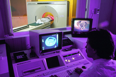 Using CT scans in primary care could reduce referrals (Photograph: SPL)
