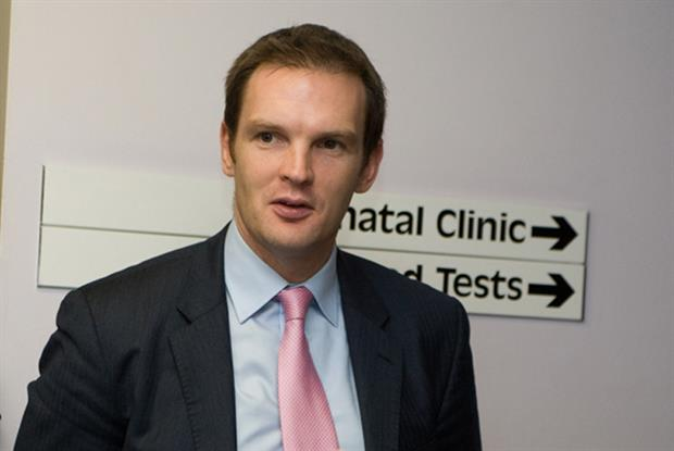 Dr Dan Poulter: no assessment of whether GP services would be reduced (Photo: DH)