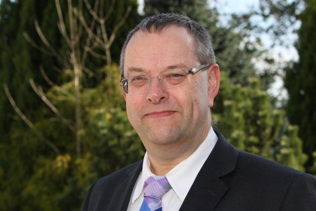 Dr David Bailey: NHS pensions choice (Photo: Ray Farley)