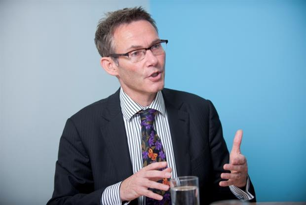 Dr David Geddes: NHS should move away from QOF (Photo: Nathan Clarke)