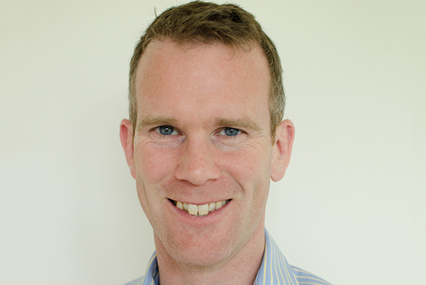 NHS England's new national director of primary care Dominic Hardy