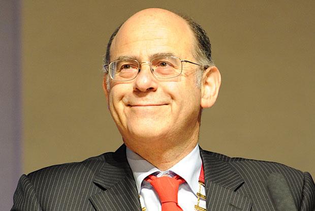Dr Laurence Buckman: former GPC chair