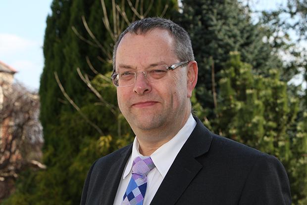 Dr David Bailey, BMA Cymru Wales chair (Photo: Ray Farley)
