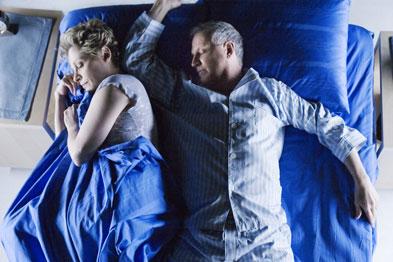 REM sleep behaviour disorder is more commonly seen in older men