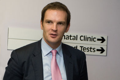 Dr Poulter: NHS needs right skills to care for ageing population (Photo: DH)