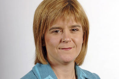 Nicola Sturgeon: no compulsory redundancies