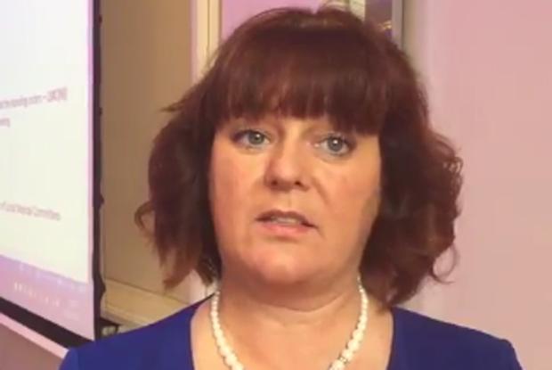 Northern Ireland LMCs conference chair Dr Frances O'Hagan