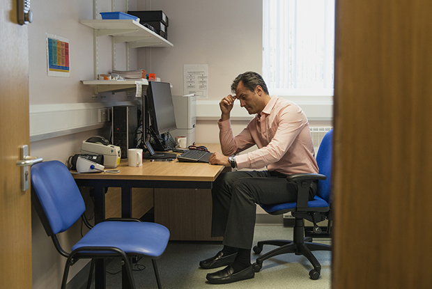 GPs 'more at risk of burnout' (Photo: iStock)