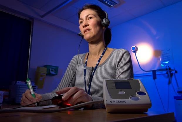 Out-of-hours care: workload moving to daytime services (Photo: Christopher Jones)