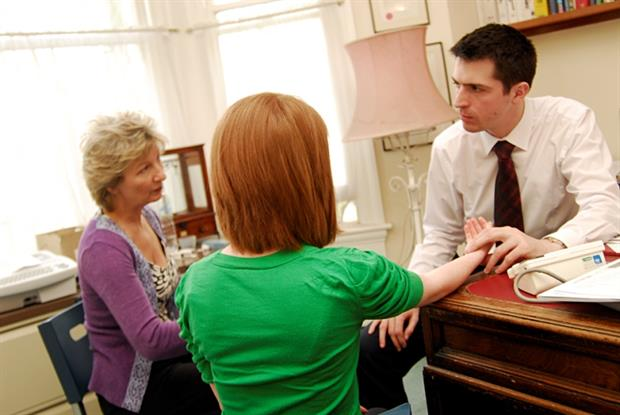 GP training: recruitment to the specialty must increase (Photo: Jason Heath Lancy)